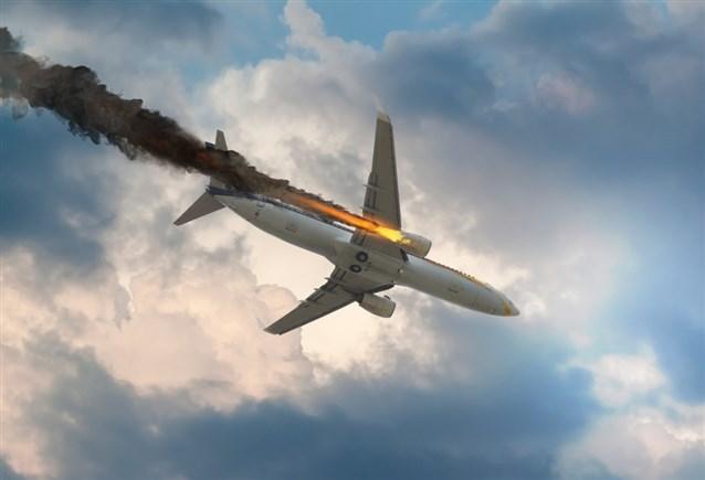 صورة تفسير الاحلام سقوط طائرة , معاني الاحلام سقوط طائره