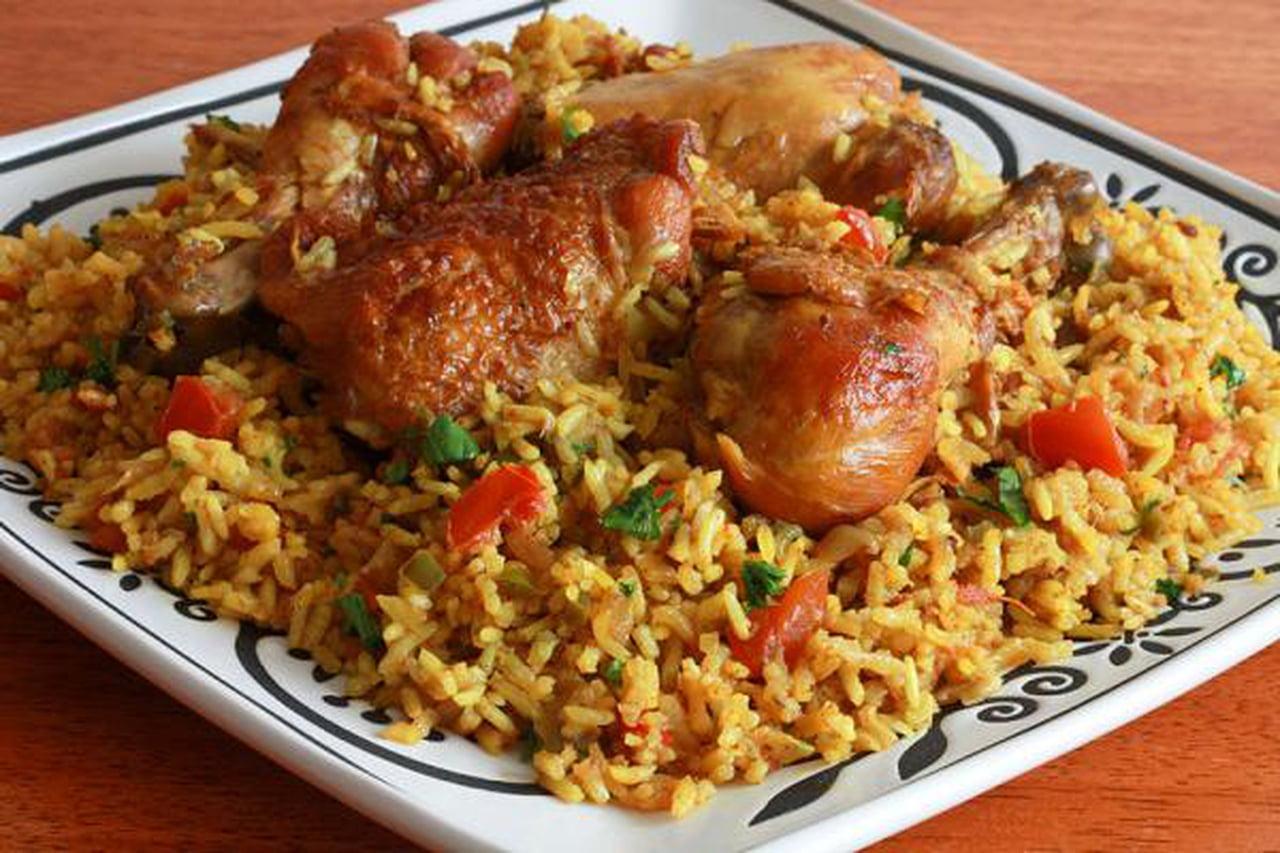 صورة طريقة كبسة الدجاج , كبسة دجاج و لا اجمل