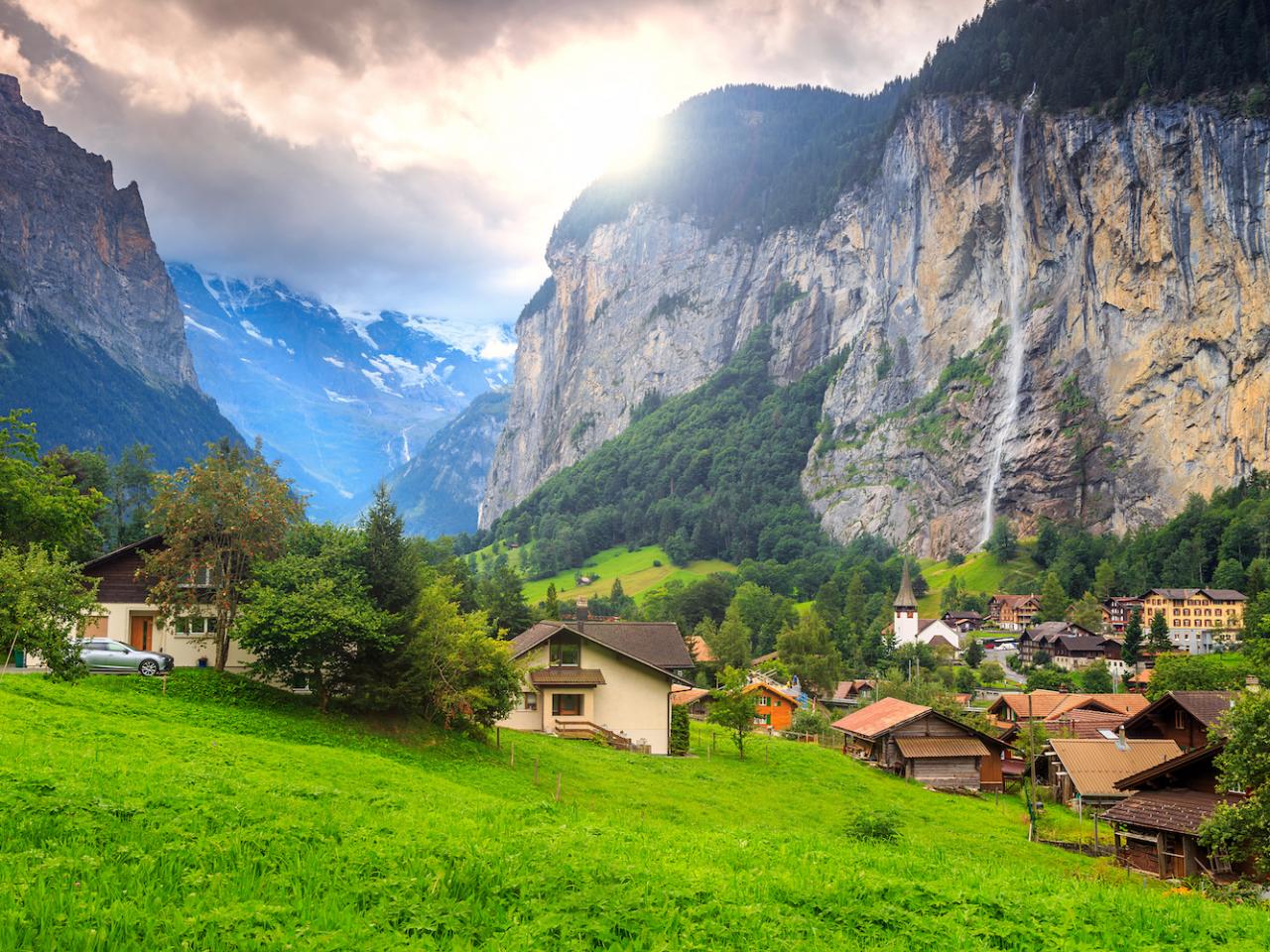 صورة صور من سويسرا , اجمل بوستات سويسرا
