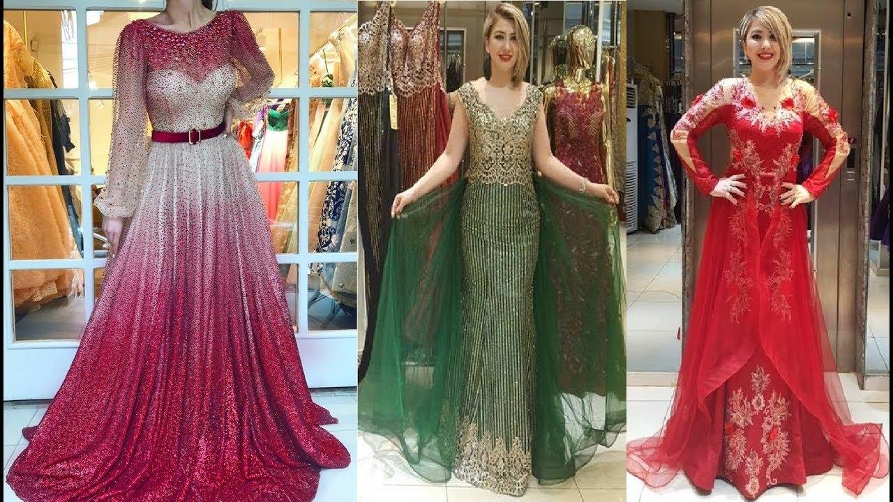 صور احدث موديلات الفساتين 2019 , فساتين لجميع الاذواق الراقية