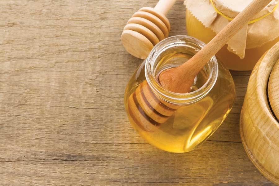 صورة ماسك العسل للوجه , شكلك سوف يكون افضل مع ماسك العسل