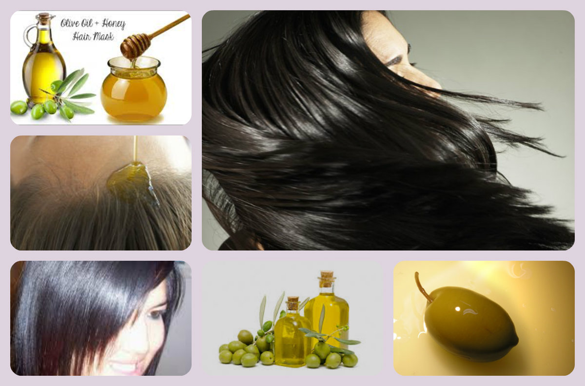 صورة كيفية وضع زيت الزيتون على الشعر , من افضل الطرق لعلاج الشعر