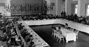 صور نظام بريتون وودز , اتفاقية لحماية الاقتصاد العالمى