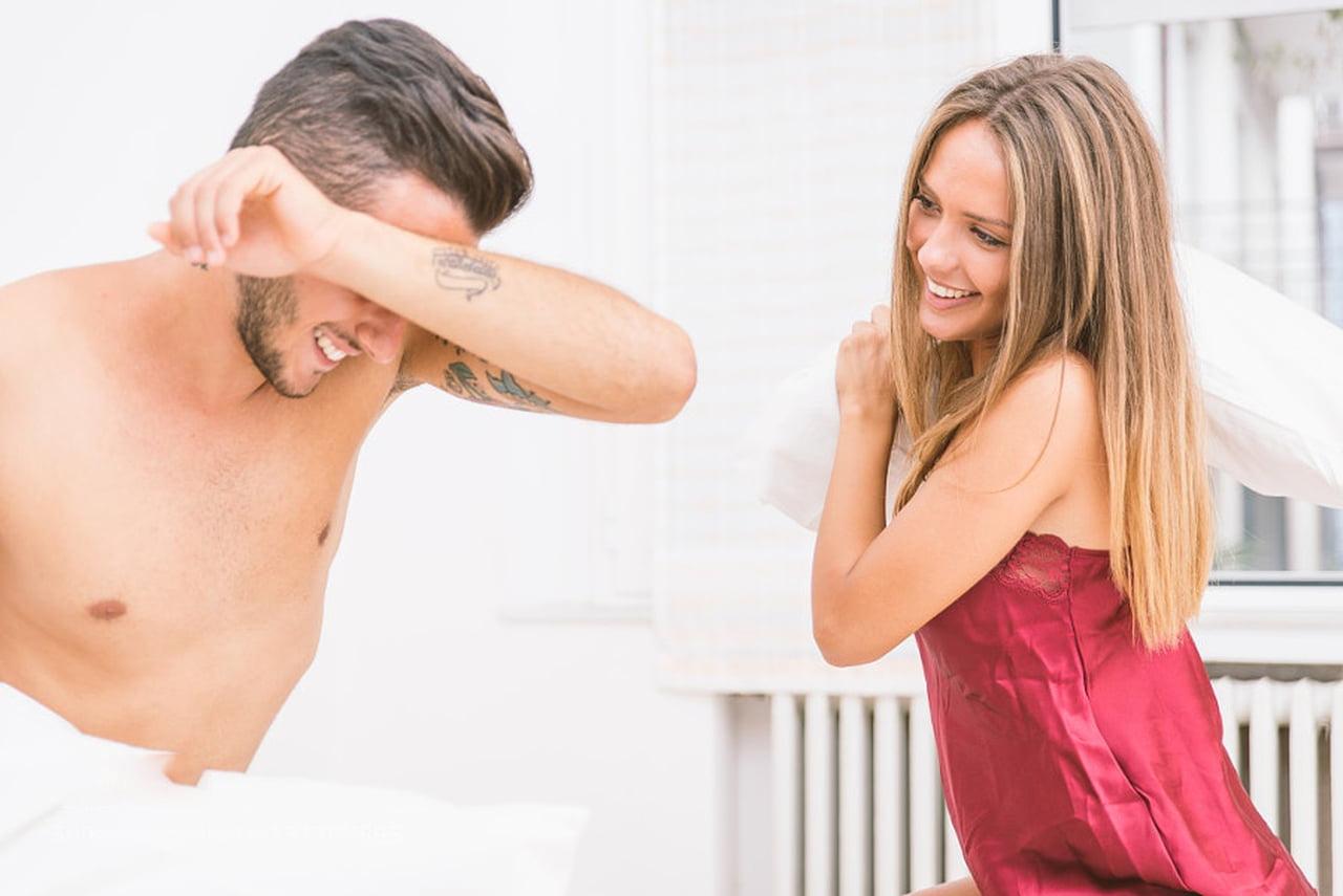 صورة ماهي الاشياء التي تثير الرجل , بداياتك اللطيفة تجعل علاقتك بزوجك افضل