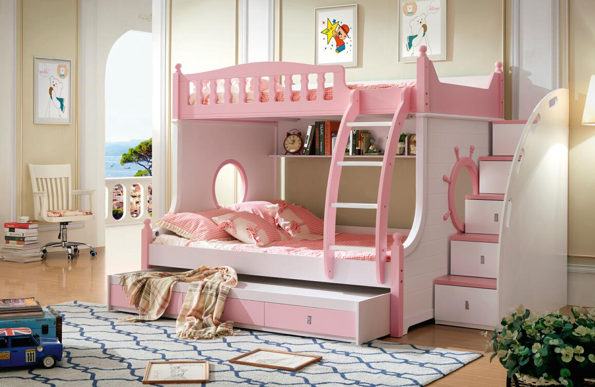 صورة اثاث غرف اطفال , غرفة واحدة لجميع مراحل عمر اطفالك