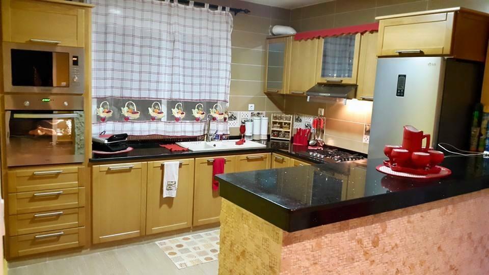 صورة ديكور المطابخ الجزائرية , للمطابخ اهمية خاصة اختارى ما يناسبك