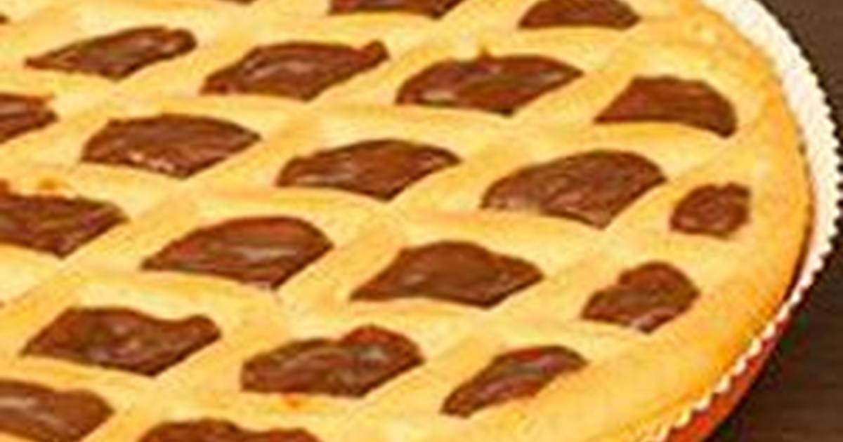 صورة طريقة عمل الباستا فلورا بالصور , حلوى من اصل يونانى