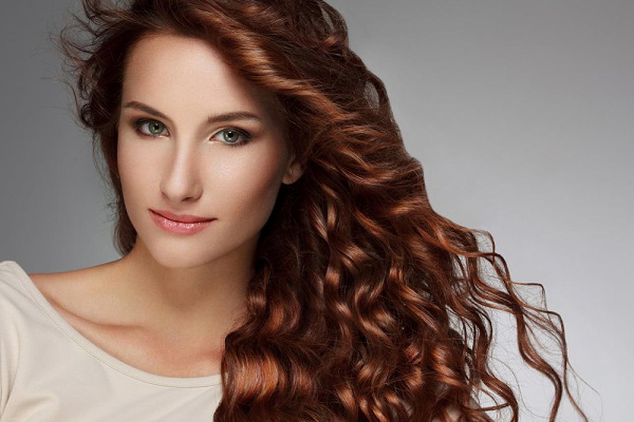 صور لون الشعر الكستنائي , لون شعرك على مزاجك