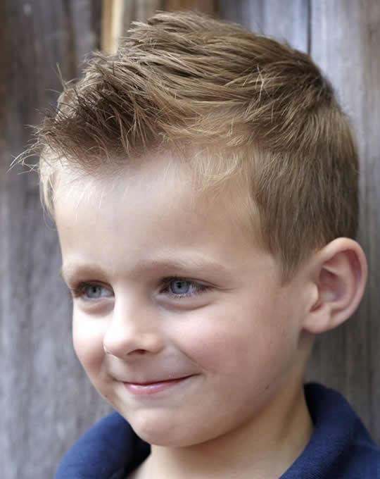 صورة تسريحات اطفال اولاد , احدث تسريحات مع قصات شعر لاطفال الولاد