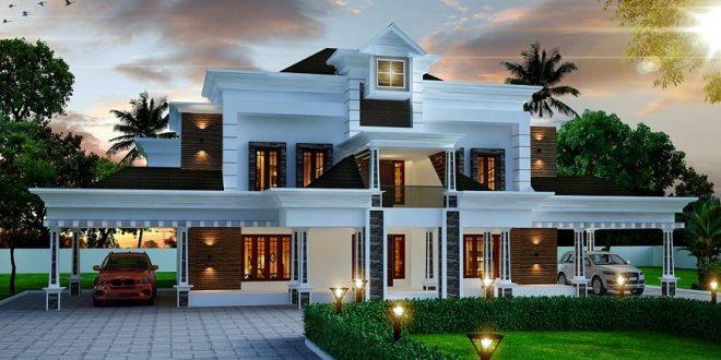 صور صور اجمل بيوت , منازل قمه في الفخامه والروعه