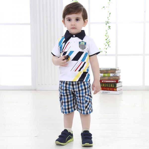 صورة ملابس اولاد صيف 2019 , احدث ملابس اطفال 2019