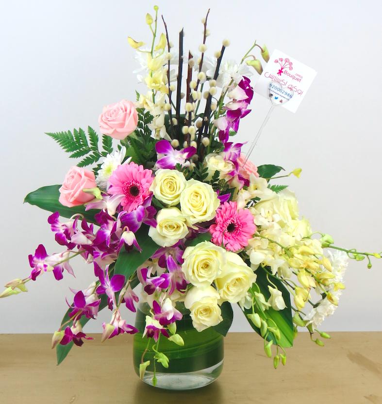 صورة تنسيق ورد طبيعي , ارق الورود المنسقه باشكال جذابه ورائعه