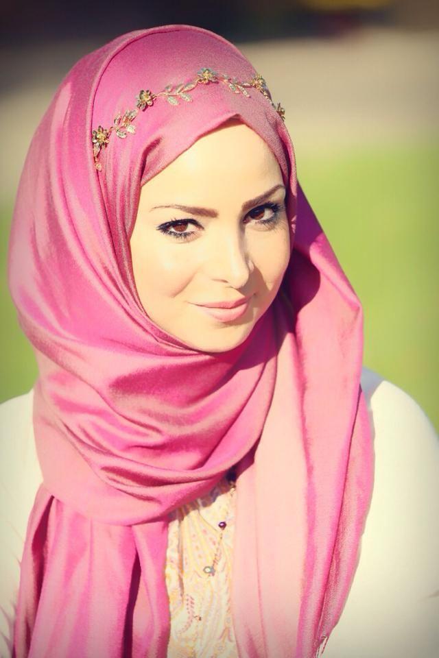 صورة بنات حلوات محجبات , صور اجمل فتايات محجبه 304 6