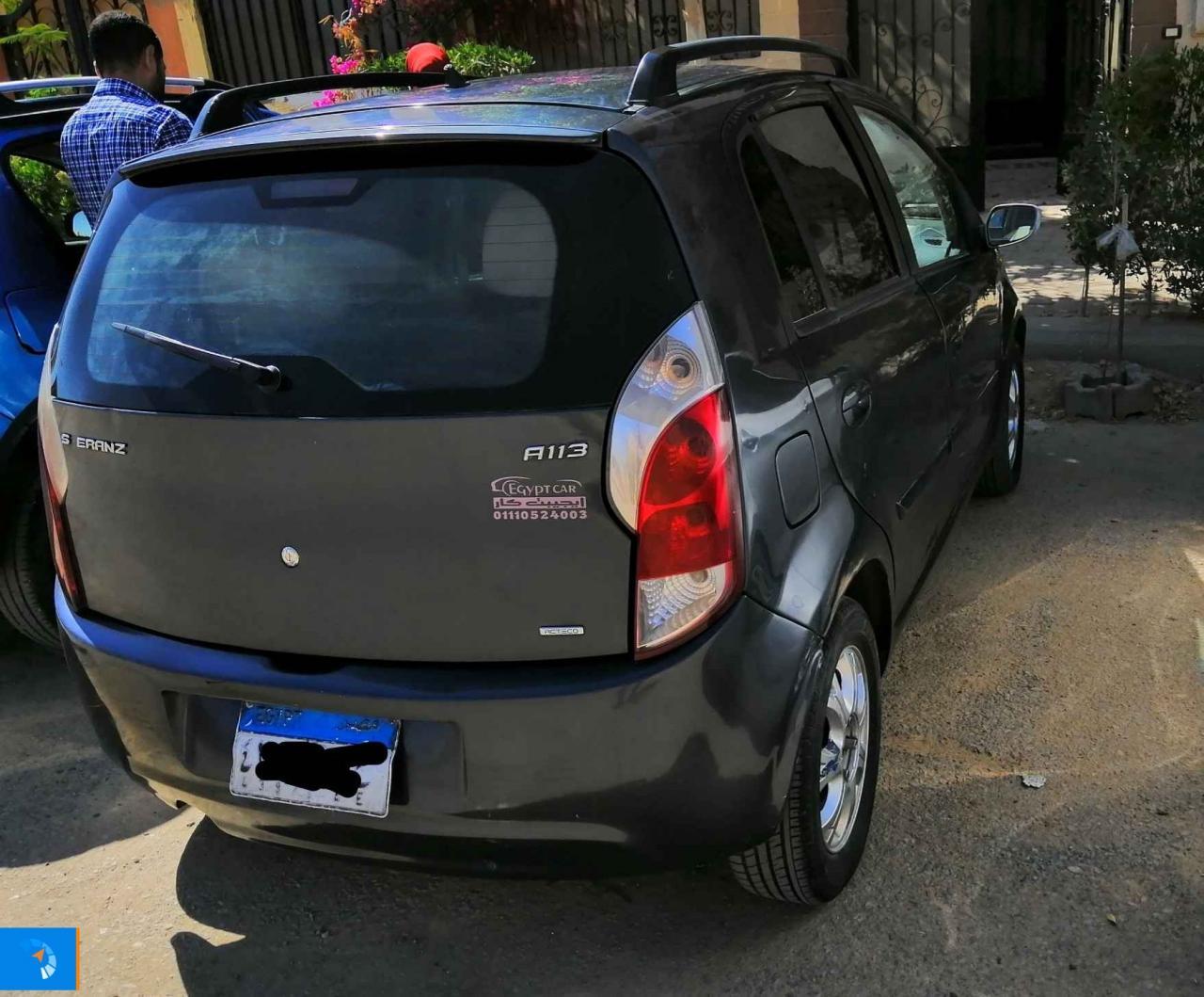 صورة سيارة اسبرانزا a113 , سيارة الشباب الاولى