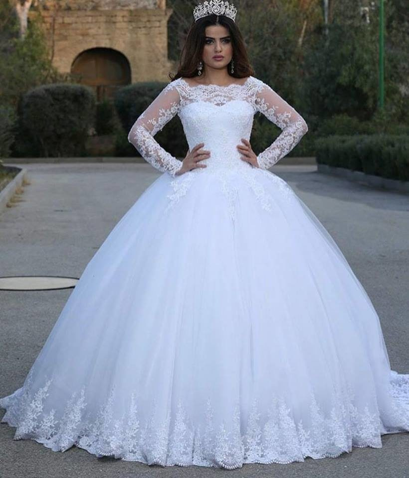 صور صور فساتين فرح , اطلالتك اكثر جاذبية مع فستان الفرح