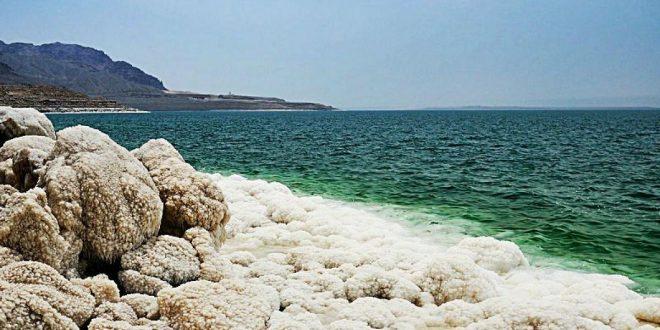 صور البحر الميت من عجائب الدنيا السبع , احلى مكان للاستمتاع
