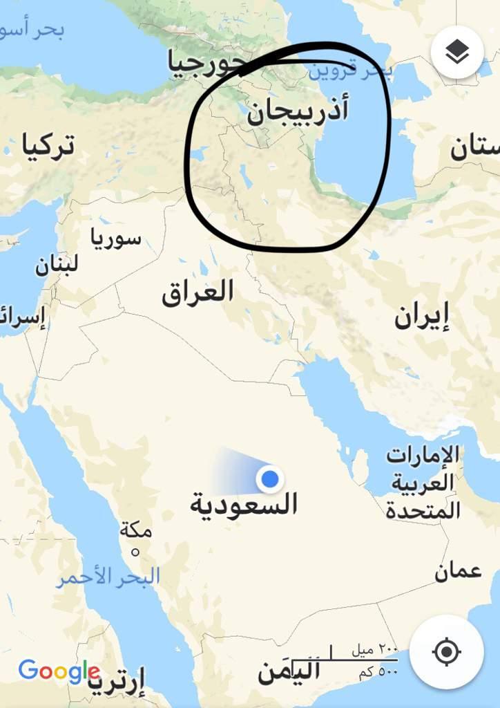 صورة اين تقع اذربيجان , دولة بها نصف براكين العالم