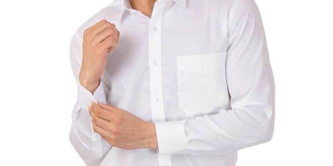صور تفسير القميص الابيض , الخير كل الخير فى الابيض