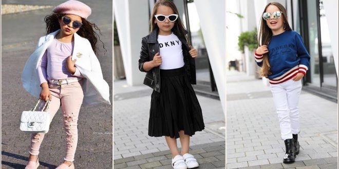 صورة لبس شتوي بناتي , اختيار الملابس المناسبة لطفلك يصبح اكثر اناقة