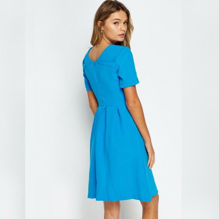 صورة اخر موضة فساتين , فستان لجميع الاوقات