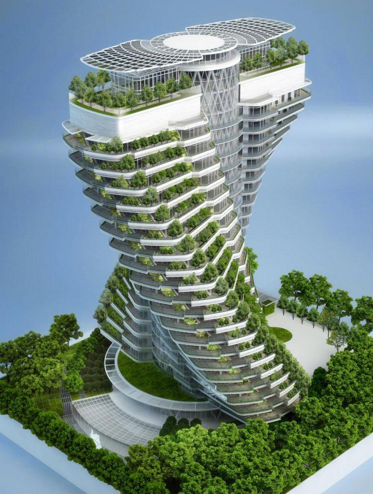صورة اجمل المباني في العالم , مبانى تحصد الجوائز
