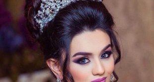 صور اجمل تسريحات العرائس , كوني ملكه باروع وارقي التسريحات للعرائس الجذابه
