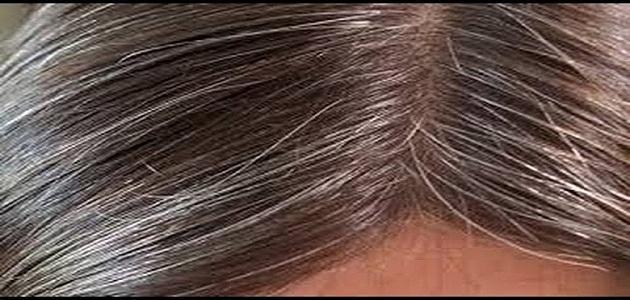 صور الشعر الابيض في المنام للعزباء , رؤيه الشعر الابيض في الاحلام