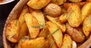 طريقة عمل البطاطس المشوية , زهقتي من البطاطس التقليديه