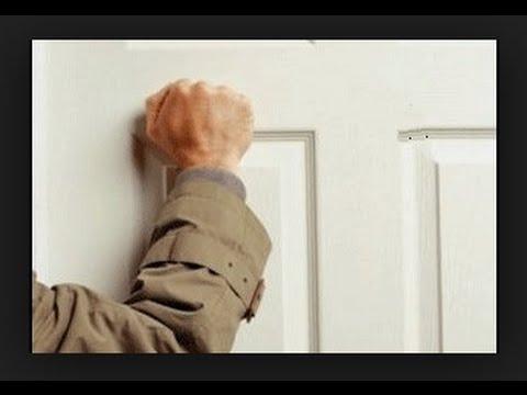 صورة تفسير حلم طرق الباب , ايه اللي هيحصل لما تحلم انك بتخبط علي الباب