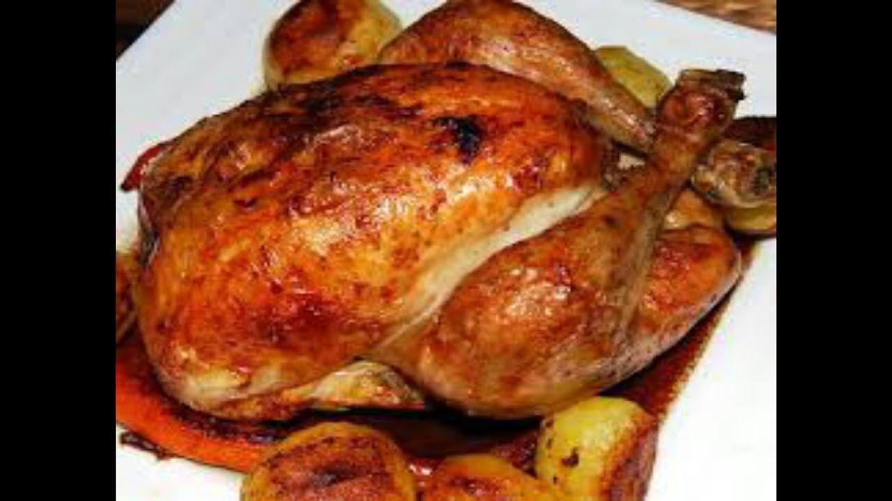 صورة طريقة شوي الدجاج بالفرن , غيري من طرق فراخ تقليديه 4613 1