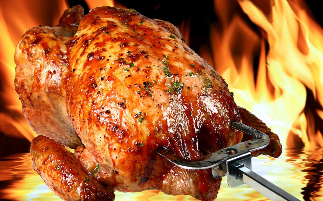 صورة طريقة شوي الدجاج بالفرن , غيري من طرق فراخ تقليديه 4613 2