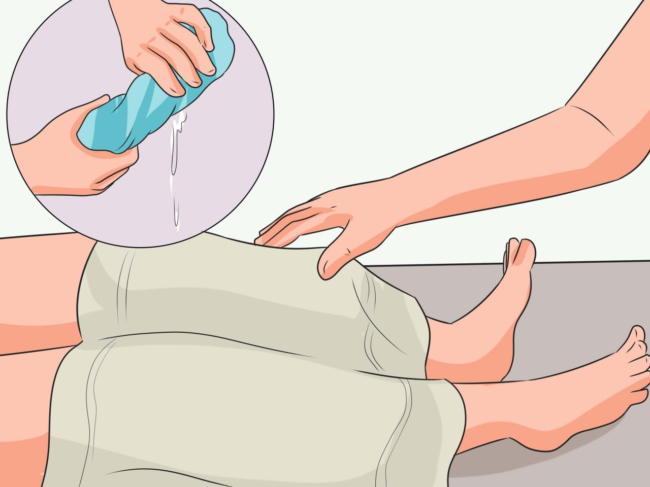 صورة علاج حروق الماء الساخن , اتعلمي اسعفي نفسك