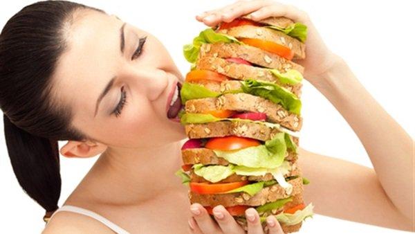 صورة اسباب الشهية المفتوحة , كثره تناول الطعام وفتح الشهيه واسبابها