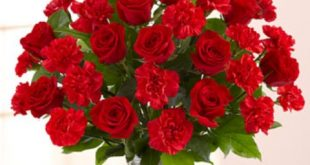 صور اجمل بوكيه ورد لعيد الحب , بوكيهات ورود وهميه وجميله جدا لعيد الحب
