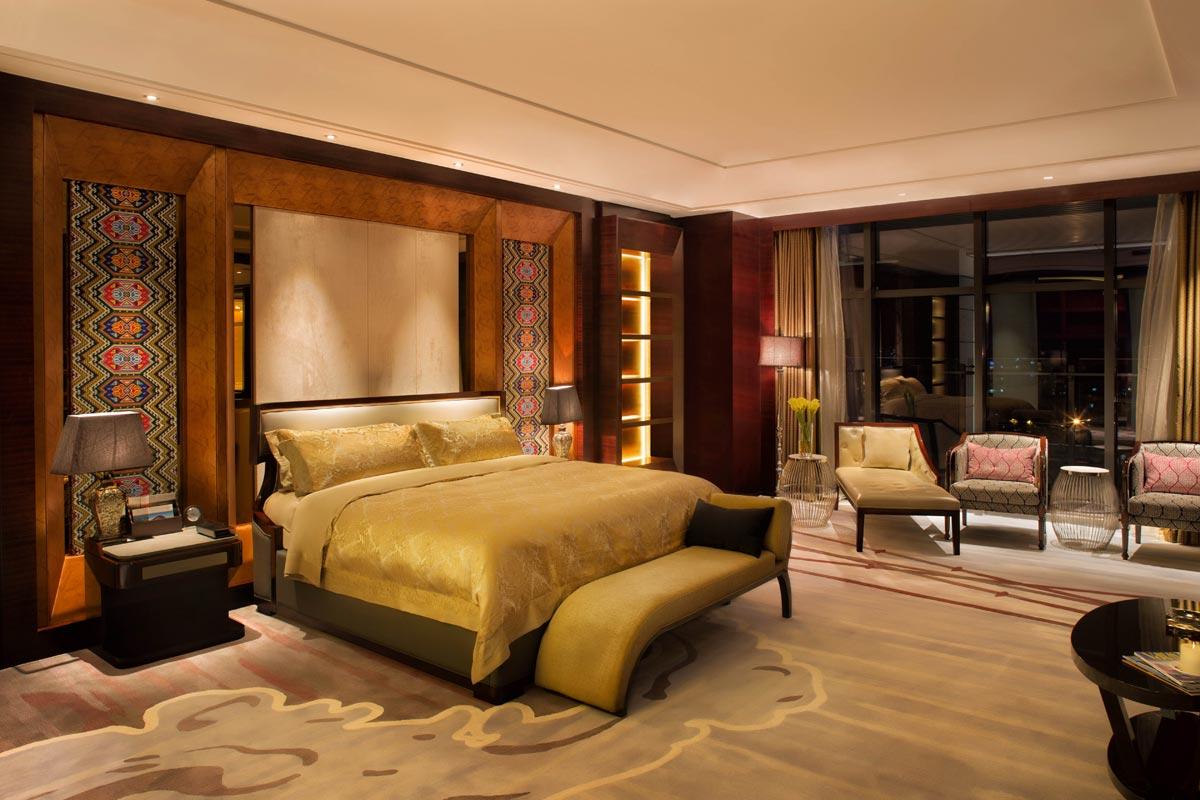 صور ديكورات غرف النوم الرئيسية , كيفية عمل ديكورات فى غرف النوم