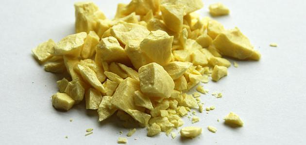 صورة فوائد الكبريت الاصفر , فوائد وطرق استخدام الكبريت الاصفر