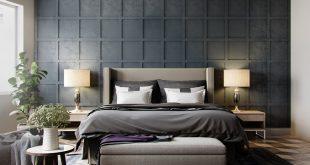 صورة ديكور غرفة النوم بسيطة , الديكورات البسيطة التى تظهرجمال المكان