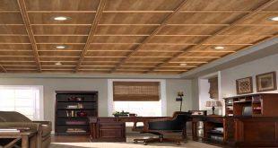 صورة ديكورات خشب للسقف , ديكورات باشكال مختلفة من الخشب