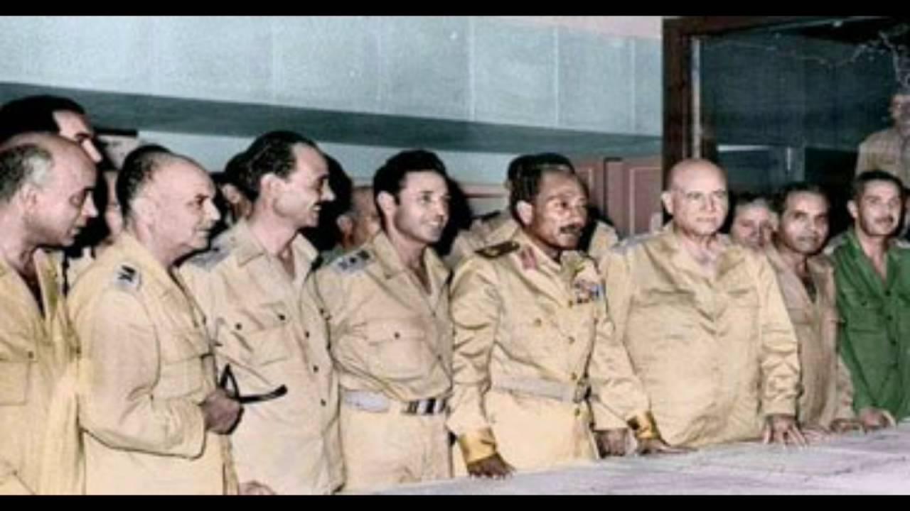 صورة اسماء قادة حرب اكتوبر 1973 , ابطال صنعوا النصر