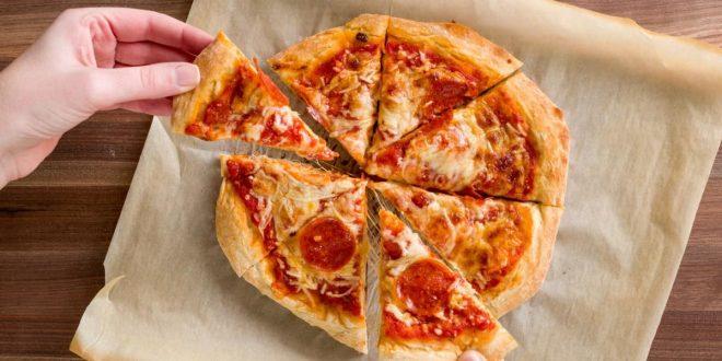 صورة طريقة عمل البيتزا منال العالم بالصور , احلى بيتزا لاحلى عيلة