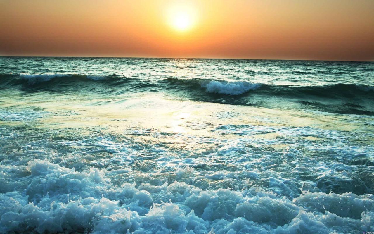 صورة البحر في المنام للحامل , حالات البحر تفسر ما يقول 3291
