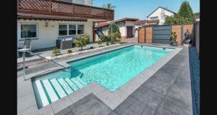 صور حمامات سباحة منزلية , ترفية و روقان مع حمام السباحة