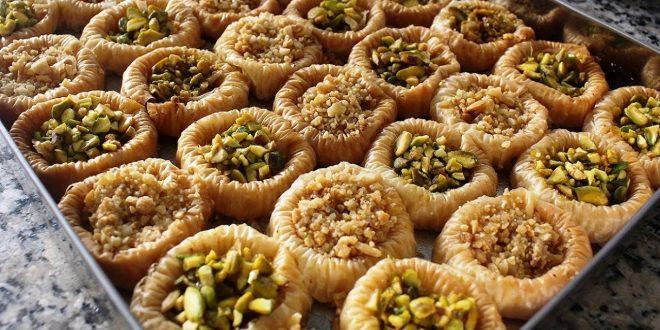 صورة طريقة عمل الحلويات الشرقية والغربية بالصور , حلوى شهية لاطفالك بكل الطرق