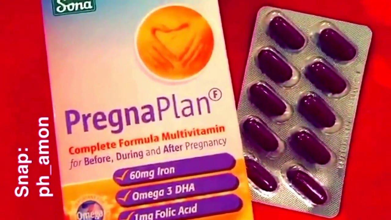 صورة اسماء فيتامينات الحمل , لو حامل هقولك على الى يفيدك