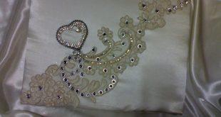 صورة اعمال يدوية للعروس , مشغولات تبهر الى هيزورك