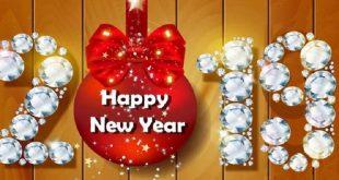 صور تهاني السنه الجديده 2019 , سنة جديدة سعيدة