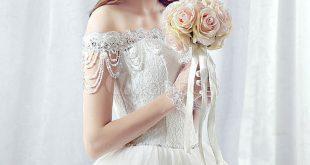 صورة جولي شيك فساتين زفاف , كولكشن فساتين يجنن