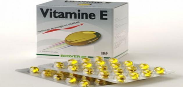 صورة فوائد فيتامين e للشعر , فوائد مذهله لفيتامين e ستندهش