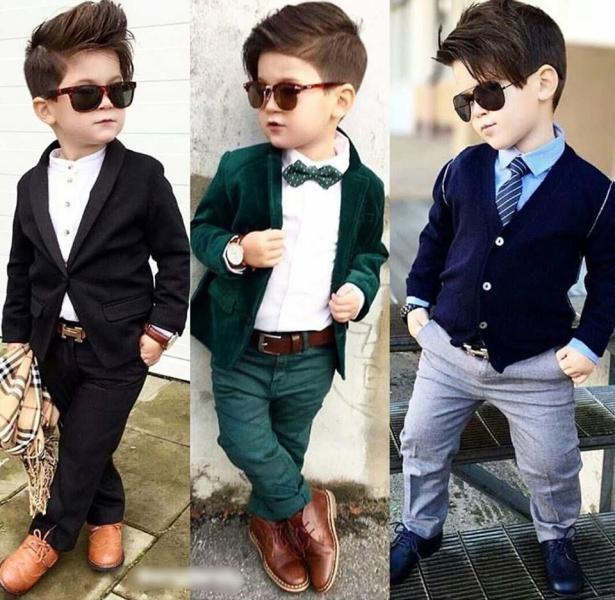 صورة ملابس ذكور صغار , ملابس ولاد صغيرة تحفة لتجعلي ابنك شيك