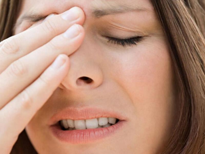 صورة الم في الراس والعين , طرق التخلص من الم الراس و العين